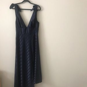 NWT Keepsake The Label Navy Dress